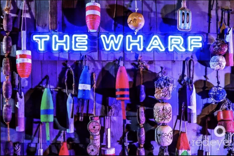 """""""THE WHARF"""" SOUTH FLORIDA'S FAVORITE POP-UP EVENT SPACE TURNS ONE"""