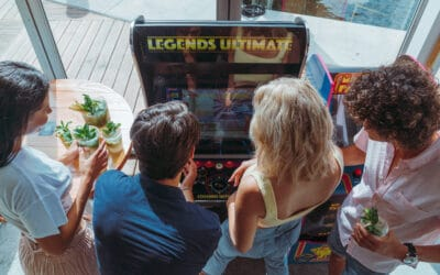 The Wharf Miami adds life-sized beer pong, other games for Game Night on Thursdays